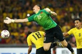 Thủ môn Đặng Văn Lâm nhận được sự khích lệ lớn trước thềm Asian Cup
