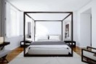 Trang trí phòng ngủ màu trắng - bạn có dám thử không?