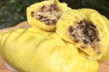 Có mặt trong đủ các món ăn từ Tây đến Ta, gà nấm thơm lừng thật ra cũng rất được người Hà Nội ưa chuộng nhé