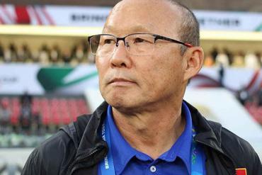 """HLV Park Hang-seo: """"Tôi tự hào khi Việt Nam chơi ngang ngửa Iraq"""""""