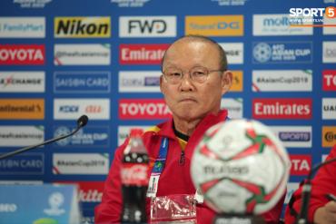 HLV Park Hang-seo đầy âu lo, không dám nói trước về khả năng tiến xa của Việt Nam tại Asian Cup 2019