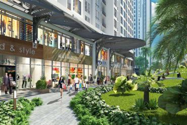 Hé lộ dự án giải tỏa nhu cầu căn hộ cao cấp tại Long Biên