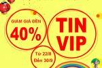 X3 doanh thu mùa trung thu với chương trình khuyến mãi giảm giá 40% Tin Vip tại vndiaoc
