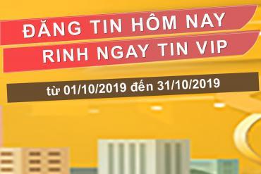 Đăng Tin Hôm Nay Rinh Ngay TIN VIP