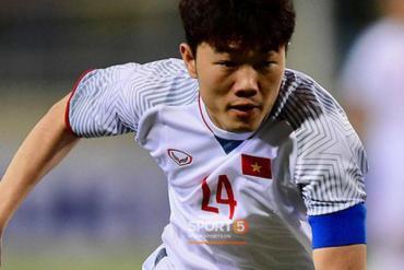 Xuân Trường: Niềm cảm hứng chơi bóng khơi dậy ở trận đấu với CHDCND Triều Tiên